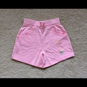 New girls Carters shorts.